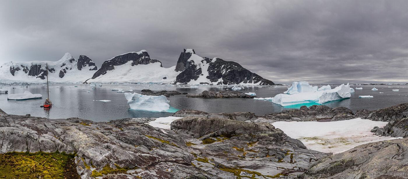 фотоэкспедиция Антарктида